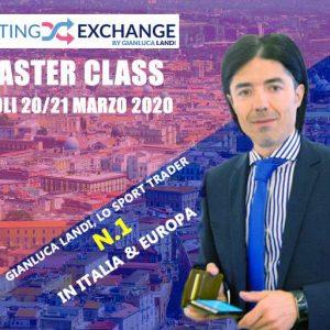 Master Class Napoli Marzo 2020