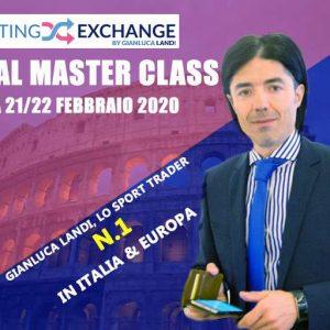 Master Class Roma Febbraio 2020